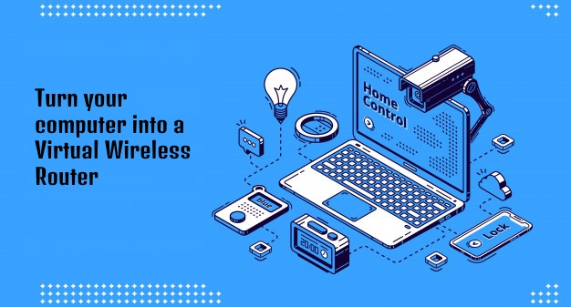 Virtual Wireless Router
