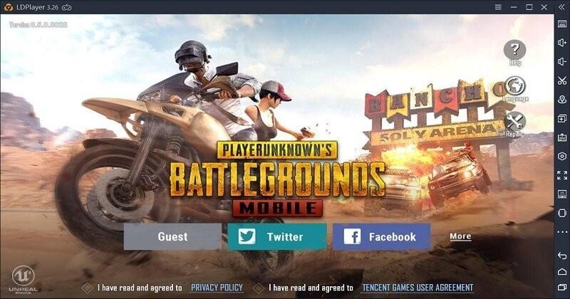 Download PUBG Mobile Emulator