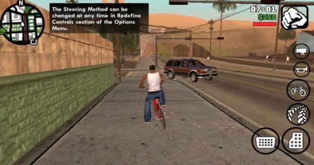 LDPlayer Features for GTA San Andreas